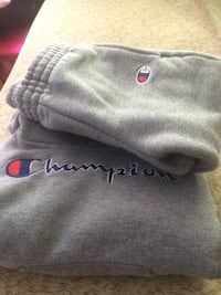 18M Grey Champion Track Suit Pick Up Only Toronto, M8Y 0A4