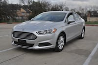 2016 Ford Fusion 4dr Sdn S FWD Houston