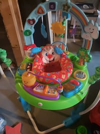Jumperoo - Fisher Price Laugh and Learn - NEGOTIABLE PRICE Markham