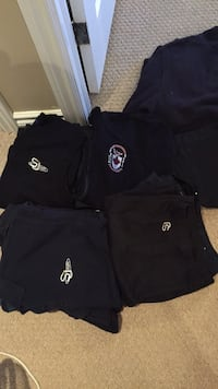 St JOES High School uniforms variety of polo shirts, pants, vests girls and guys medium guys and small girls$10 each Barrie, L4N 1G8