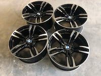 "18"" B01 new wheels (BMW cars) Calgary, T3N 1A6"