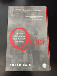 Quiet by Susan Cain  Chino Hills, 91709