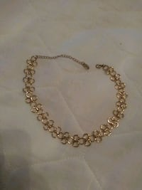 brown and silver beaded necklace Fort Collins