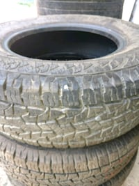 Set of 4 tires semi-new Alexandria