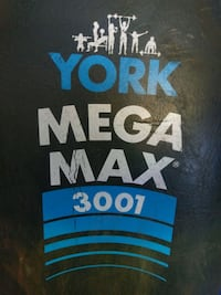 York Mega Max 3001 Home Gym