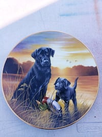 Black Labs Collection Plates Saugerties, 12477