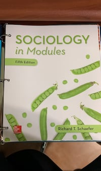 Sociology in Modules 5th Edition
