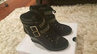 Aldo Studded Wedged Sneakers  Mississauga, L5C 2W6