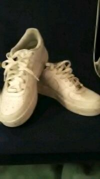 Used Youth White Nike Air Force 1 For Sale In Tulsa Letgo