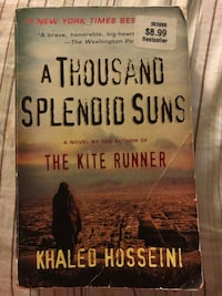 A thousand splendid suns  Woodbridge, 22192