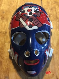 Glen 'Chico' Resch New Islanders NHL Hockey Mask by Don Scott Toronto
