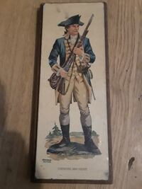 Continental Army Private
