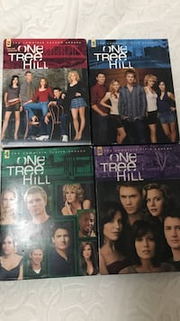 Seasons 2-5 of One Tree Hill Kelowna, V1Y