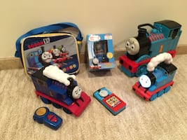 Thomas the Train assorted items!