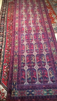 red and blue floral area rug 26 mi