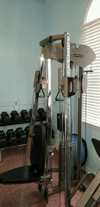 black and gray exercise equipment Woodbridge, 22193