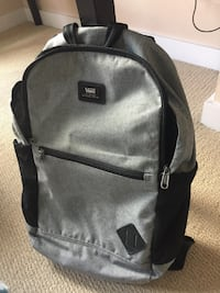 gray and black Herschel backpack Vancouver
