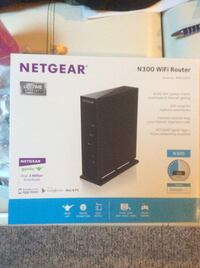 Netgear router works great just upgraded Hampton, 23669