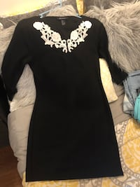Forever 21 black dress State College
