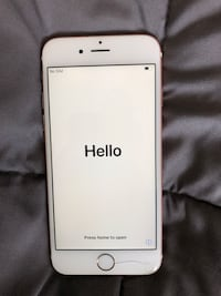 Rose gold iPhone 5s Silver Spring, 20905