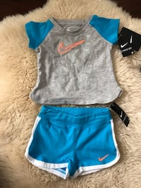 Size 12 months Nike set Vancouver