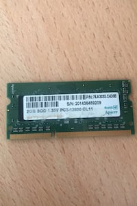 2 GB Notebook RAM Yenimahalle, 06190