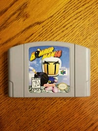 Bomberman 64 for Nintendo 64 Milford, 18337