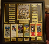 Pittsburgh Steelers Super Bowl Collection  Las Vegas, 89108