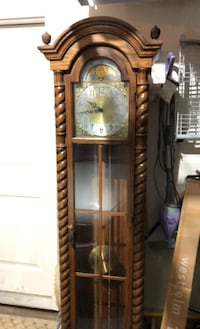Grandfather Clock - Trend Clocks by Sligh