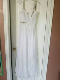 white spaghetti strap maxi dress Toronto, M1E 4W7