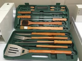 Barbeque Utensils.