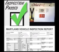 Car Inspection Silver Spring