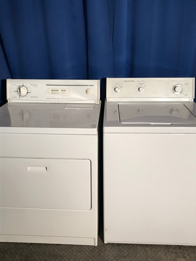 KitchenAid Washer And Dryer *Free Delivery W Trade In *30 Day Warranty