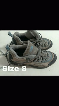 Womens Size 8 shoes Abbotsford, V2S 3H2