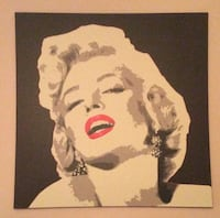 Marylin Monroe Picture Laval, H7N 3S1