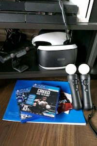 Playstation VR - creed package  Spruce Grove, T7X 0A6