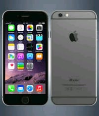 space gray iPhone 6 with white case Lancaster, 93536