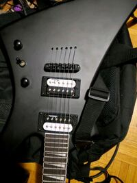 Jackson Kelly electric guitar Toronto, M3A 1Y2