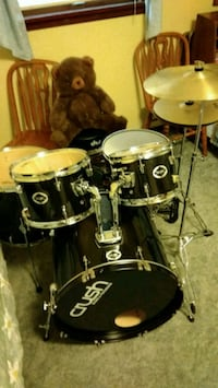 Crush Drum Set