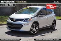 Chevrolet Bolt EV 2017 Mount Juliet, 37122