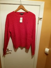 New Polo woman sweater Baltimore, 21244