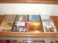 *21) Classical,Opera, Inspirational CD'S, Mozart,Ludwig, Beethoven, Stravinsky, Lanza, Vaghan Williams and several others GREAT STUFF Meet or PU Hagerstown MD 21742 Orchard Hills