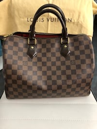 Louis Vuitton speedy 30  Haymarket, 20169