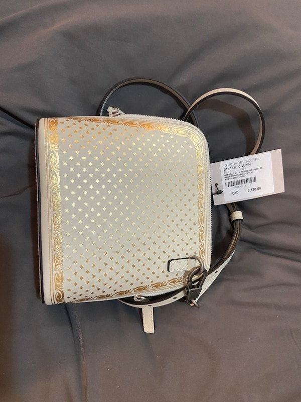 Authentic new Gucci moon and star crossbody bag 1