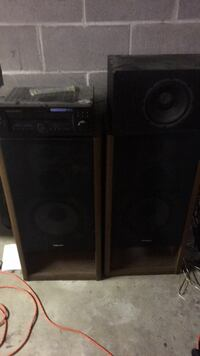Home Stereo System