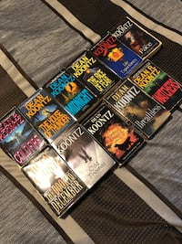 Dean koontz books Burlington, L7L 1X4