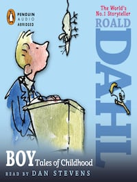 Boy: Tales of Childhood  (Roald Dahl's Autobiography #1)  COLOMBO