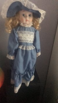Jessica porcelain doll St Catharines, L2S 4A6