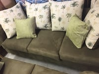 Pillow back sofa and love seat. Carolina made furniture.  Linthicum Heights, 21090