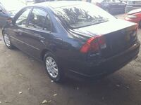 2004 Honda Civic Boston